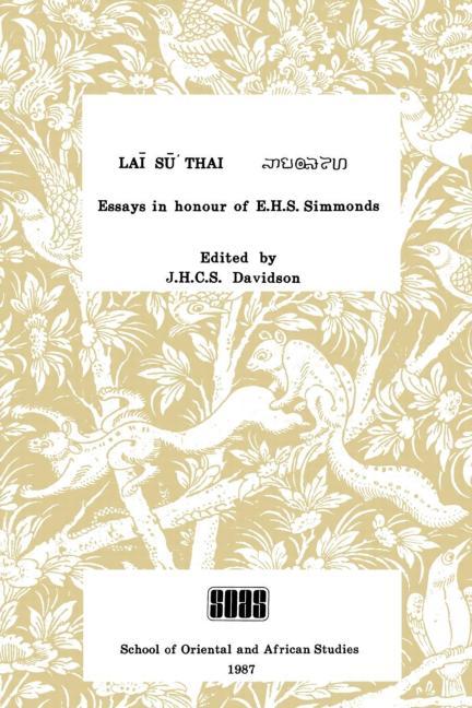 Lai Su Thai book cover