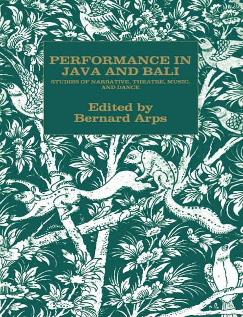 Performance in Java and Bali book cover