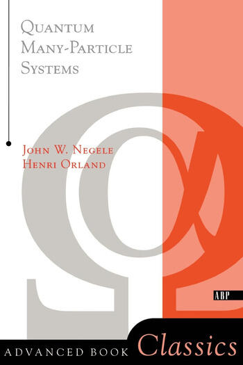 Quantum Many-particle Systems book cover