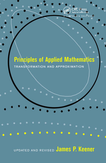 Principles Of Applied Mathematics book cover
