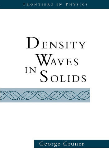 Density Waves In Solids book cover