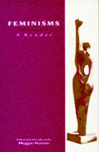 Feminisms A Reader book cover