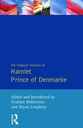 Hamlet - The First Quarto (Sos) book cover