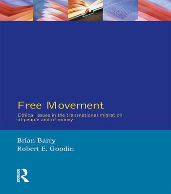 Free Movement book cover