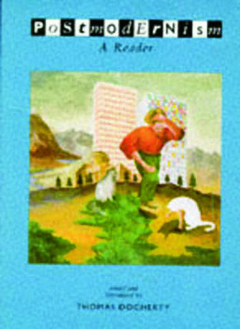 Postmodernism A Reader book cover