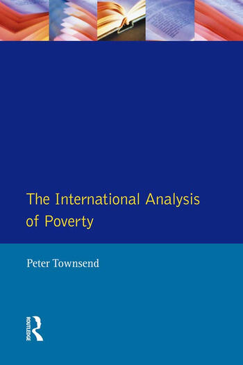 International Analysis Poverty book cover
