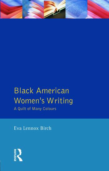Black American Women's Writings book cover