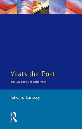 Yeats The Poet The Measures of Difference book cover