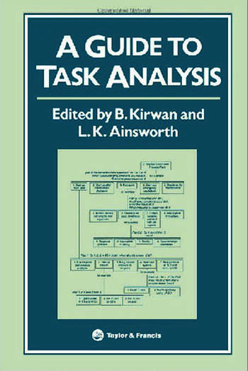 A Guide To Task Analysis The Task Analysis Working Group  Crc