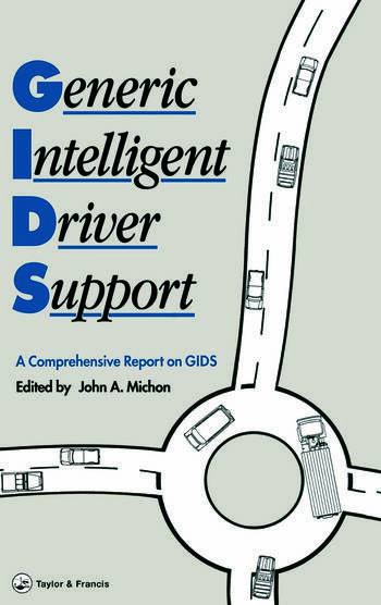 Generic Intelligent Driver Support book cover