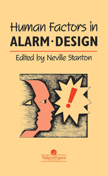Human Factors in Alarm Design book cover