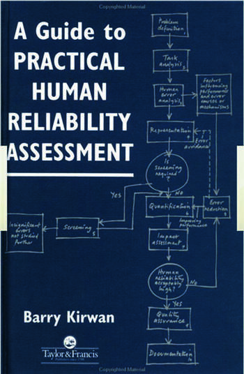 A Guide To Practical Human Reliability Assessment book cover