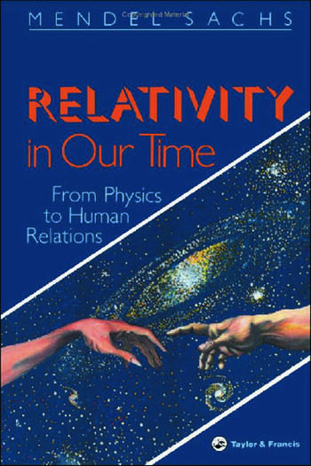 Relativity In Our Time book cover