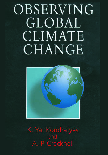 Observing Global Climate Change book cover