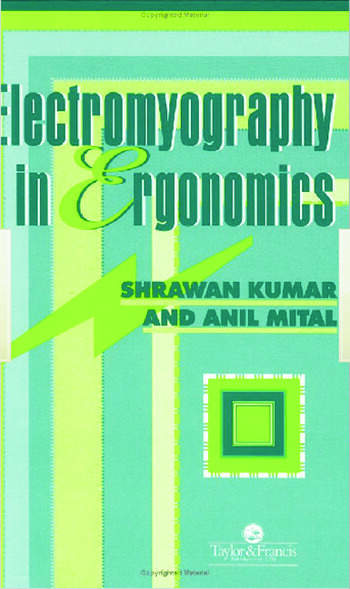 Electromyography In Ergonomics book cover