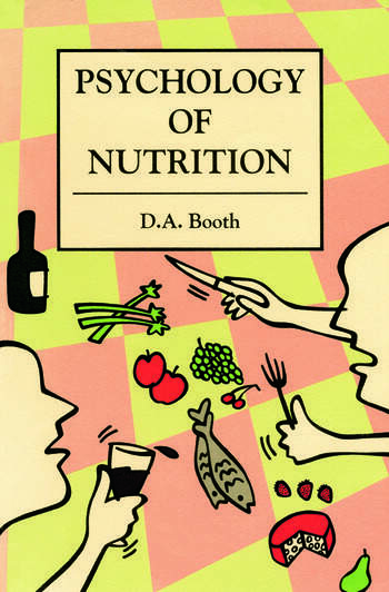The Psychology of Nutrition book cover
