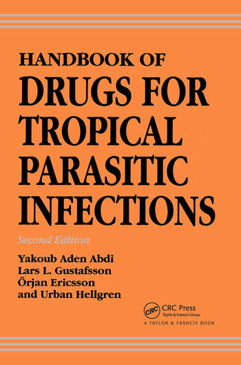 Handbook of Drugs for Tropical Parasitic Infections book cover