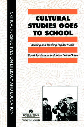 Cultural Studies Goes To School book cover