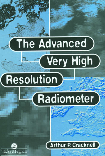 advanced very high resolution radiometer AVHRR book cover