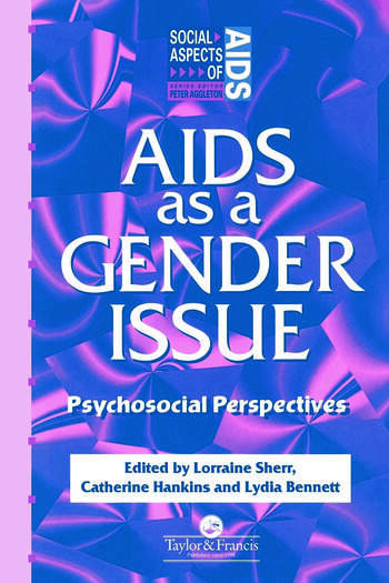 AIDS as a Gender Issue Psychosocial Perspectives book cover
