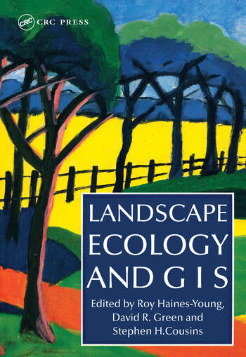 Landscape Ecology And Geographical Information Systems book cover