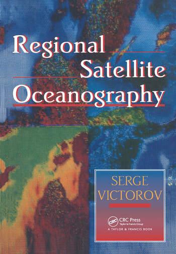 Regional Satellite Oceanography book cover