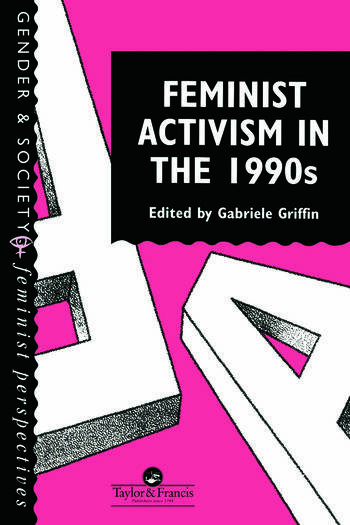 Feminist Activism in the 1990s book cover