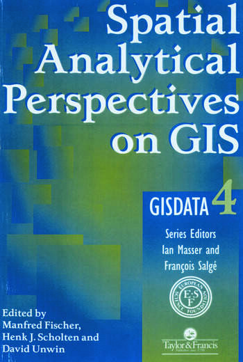 Spatial Analytical book cover