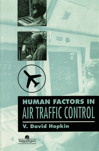 Human Factors In Air Traffic Control book cover