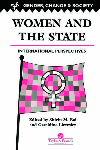 Women And The State International Perspectives book cover