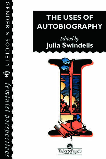 The Uses Of Autobiography book cover