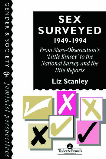 Sex Surveyed, 1949-1994 From Mass-Observation's
