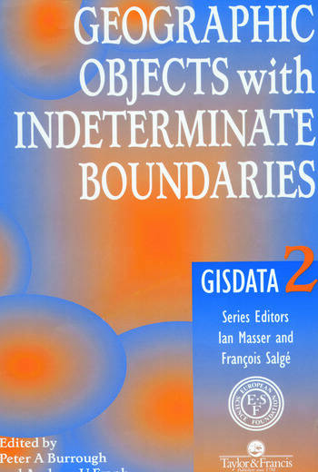 Geographic Objects with Indeterminate Boundaries book cover