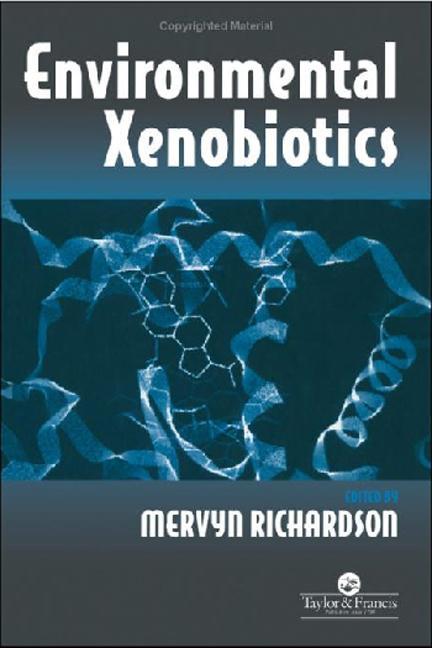 Environmental Xenobiotics book cover