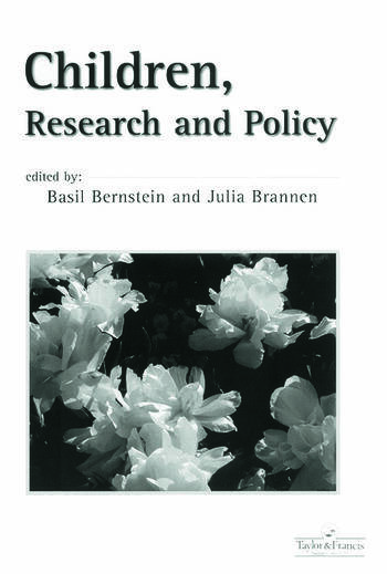 Children, Research And Policy book cover
