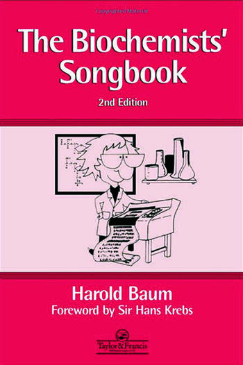 Biochemists' Song Book book cover