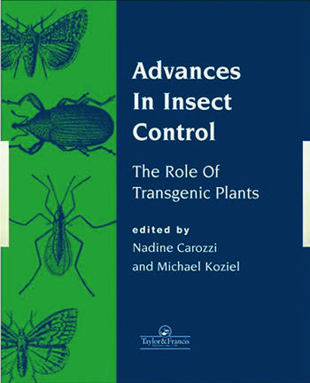 Advances In Insect Control The Role Of Transgenic Plants book cover