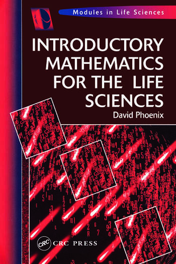 Introductory Mathematics for the Life Sciences book cover