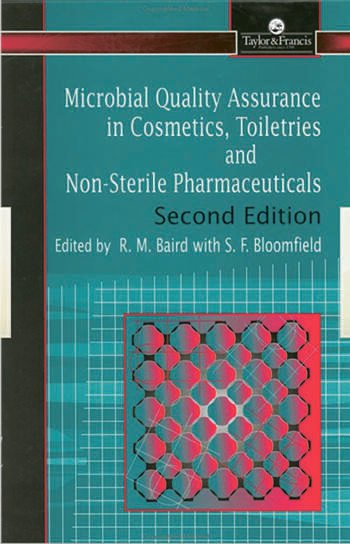 Microbial Quality Assurance in Pharmaceuticals, Cosmetics, and Toiletries book cover
