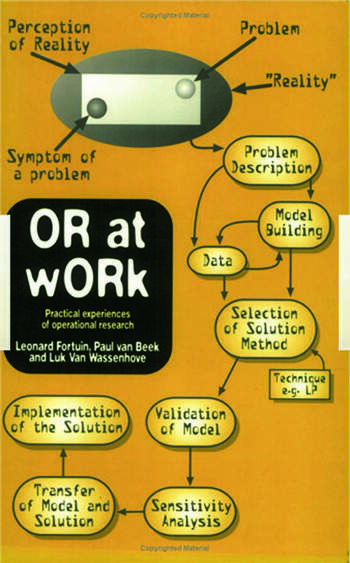 OR At Work Case Studies On The Application Of OR In Industry, Service, Agriculture And health care book cover