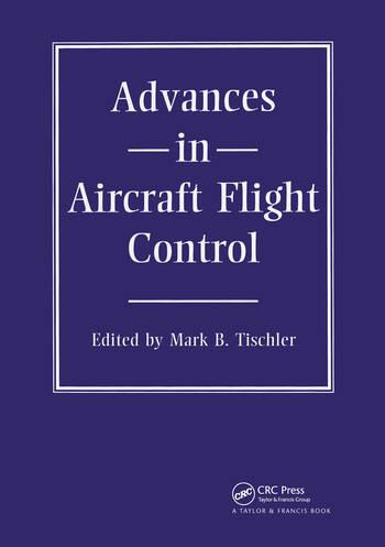 Advances In Aircraft Flight Control book cover