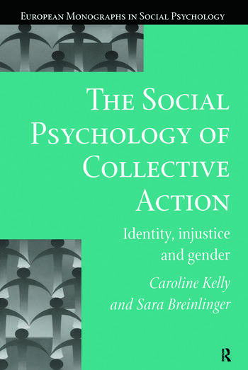 The Social Psychology of Collective Action book cover