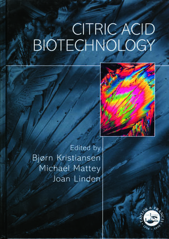 Citric Acid Biotechnology book cover