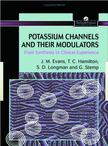 Potassium Channels And Their Modulators From Synthesis To Clinical Experience book cover