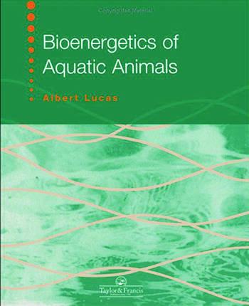 Bioenergetics Of Aquatic Animals book cover