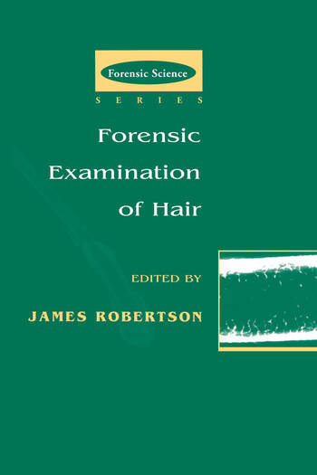 Forensic Examination of Hair book cover