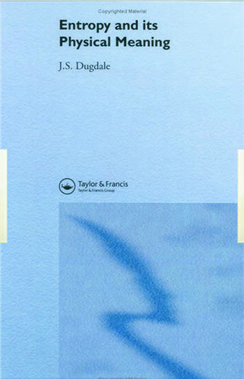 Entropy And Its Physical Meaning book cover