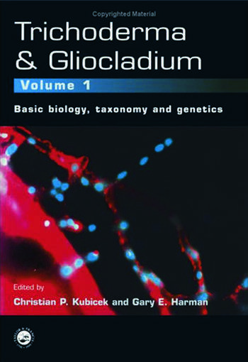 Trichoderma And Gliocladium. Volume 1 Basic Biology, Taxonomy and Genetics book cover