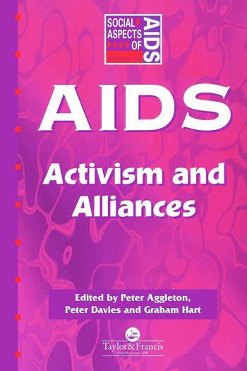 AIDS: Activism and Alliances book cover