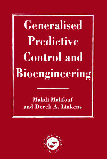 Generalized Predictive Control And Bioengineering book cover